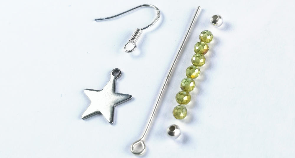 eyepin pendant earrings what you need