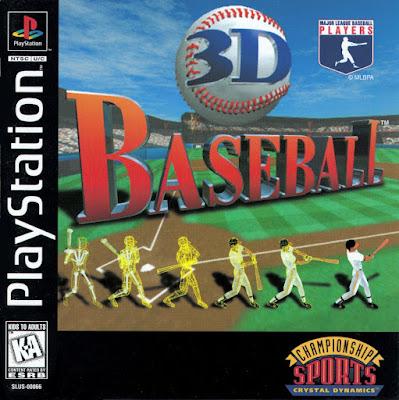 descargar 3d baseball psx por mega