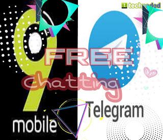 2018 Latest EASY 9Mobile Free Browsing Tweak for Telegram