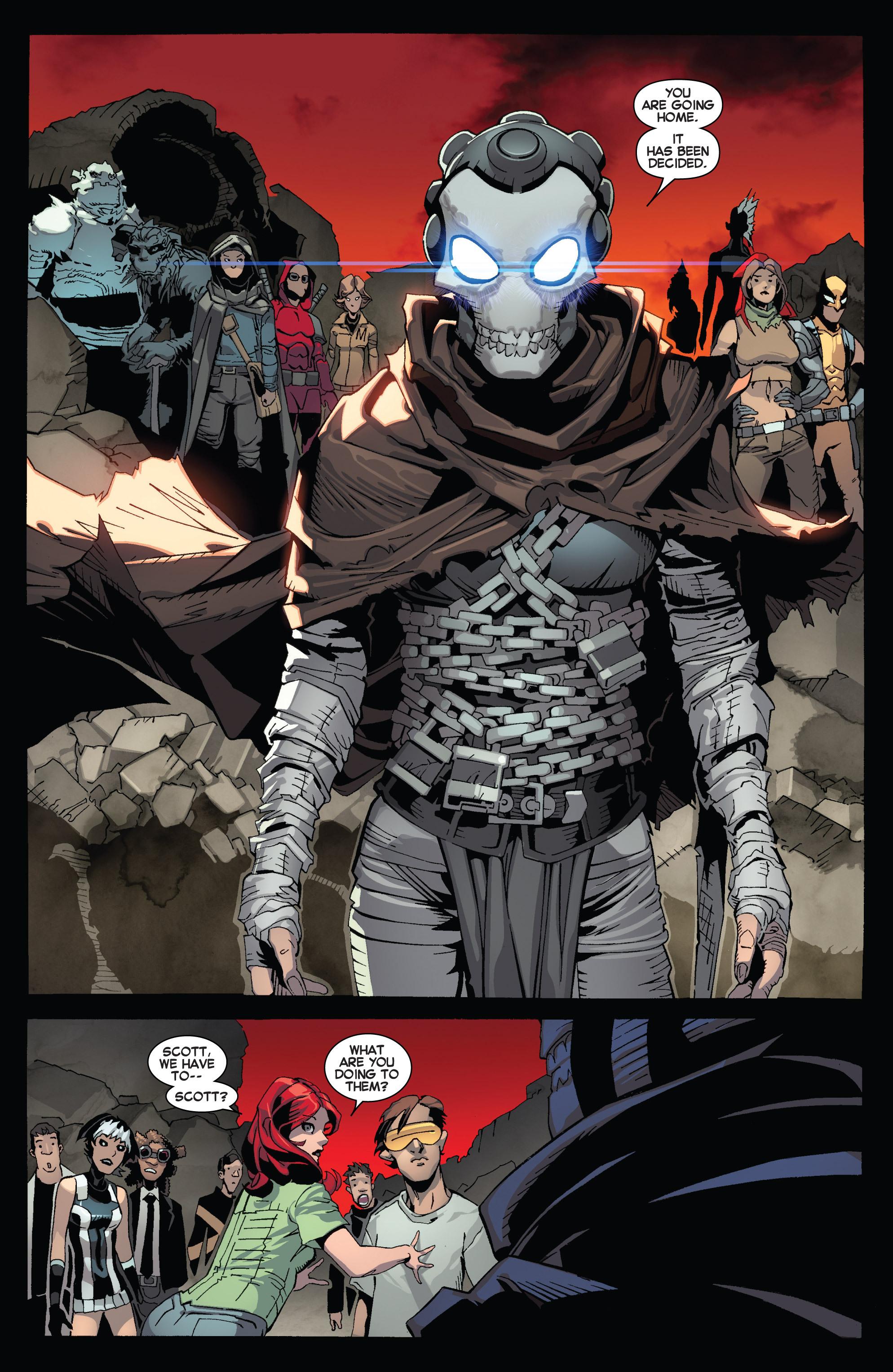 Read online Uncanny X-Men (2013) comic -  Issue #12 - 14