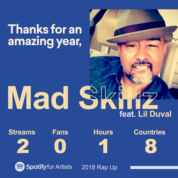 skillz rap up 2018