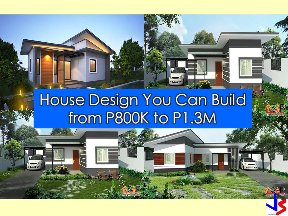 There are two most important things to consider when building a house. One is the affordability and the other is the comfortability. Of course, we love a house that is very comfortable to all of us, but this criterion is not often meet due to rising cost of construction material and labor cost nowadays  Read more: http://www.jbsolis.com/2018/05/6-affordable-house-design-you-can-build-from-P800-000-to-P1.3m.html#ixzz5H9G65BDZ