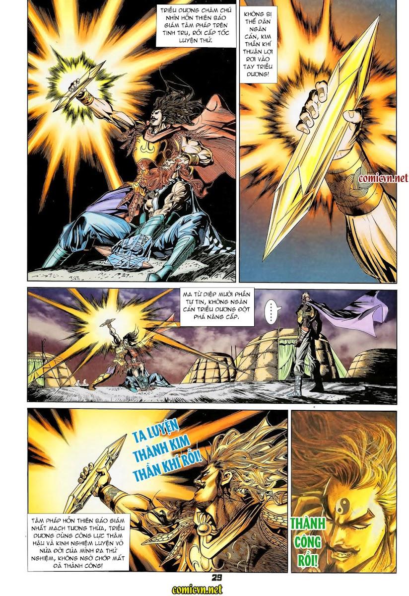 Đại Đường Uy Long chapter 92 trang 29