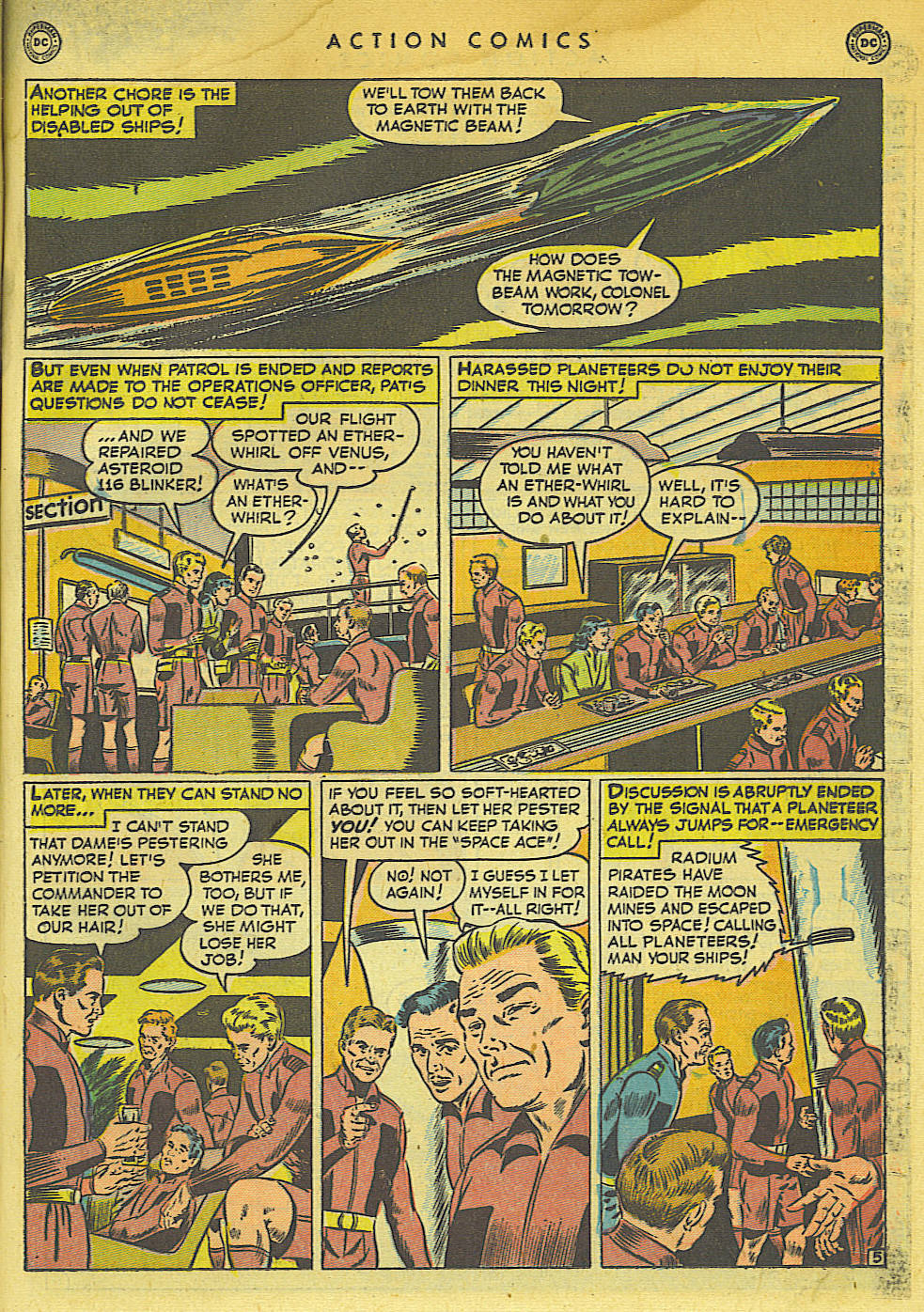 Action Comics (1938) 154 Page 20
