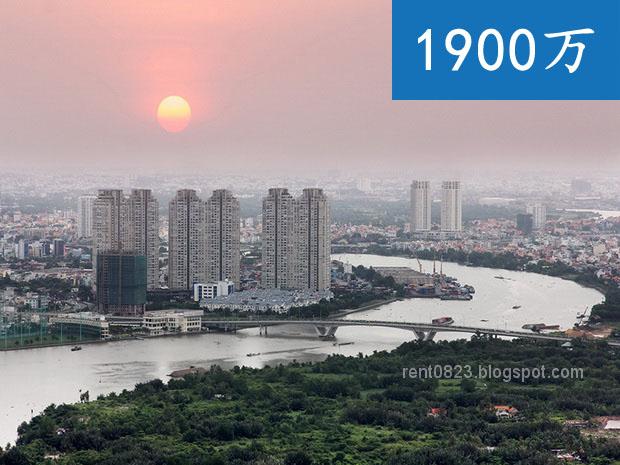 租屋胡志明市平盛郡Saigon Pearl大厦 | 一个极漂亮的地方值得租屋在胡志明市 | 出租房屋消息