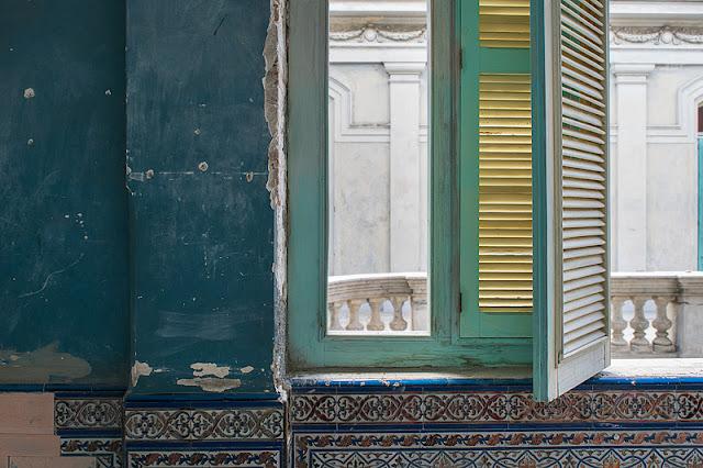 Fenêtre du Palacio de Ferrer