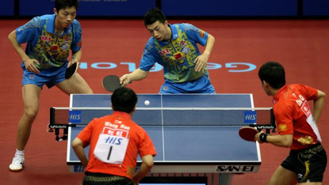 Complete Explanation of Table Tennis