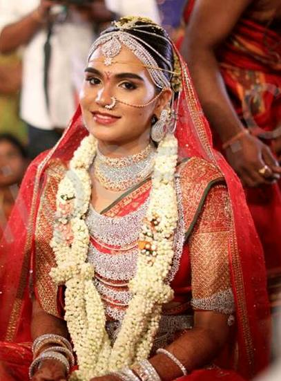Gali Janardhan Reddy Daughter Wedding