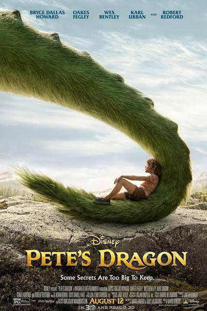 Download Film Pete's Dragon (2016) Subtitle Indonesia