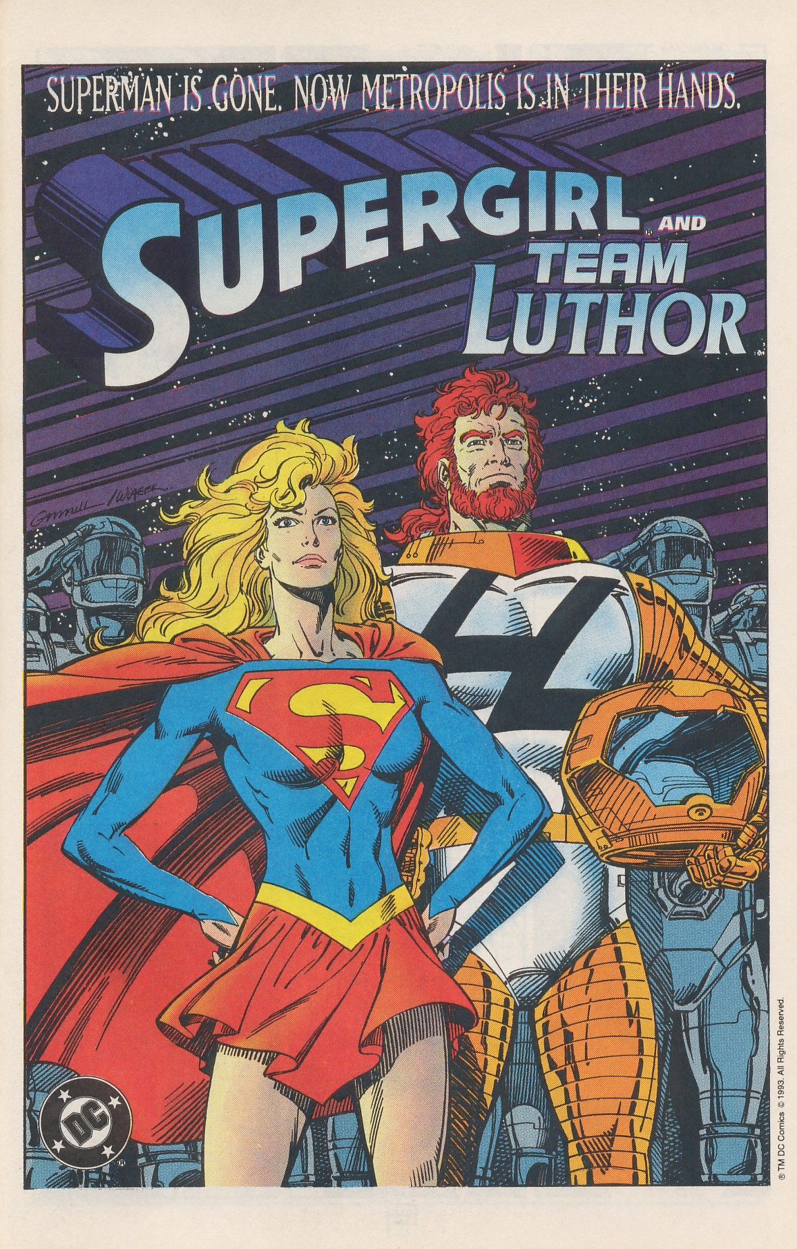 Legion of Super-Heroes (1989) 42 Page 24
