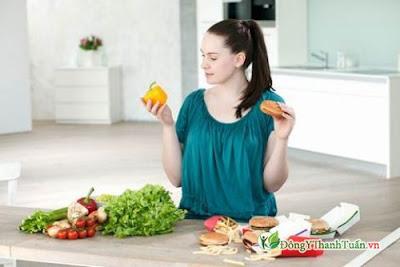 Chữa viêm lợi cho bà bầu an toàn bằng chế độ ăn uống hợp lý