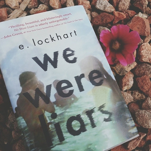 mini reseña + opinión we were liars