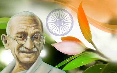 Mahatma Gandhi Biography in English