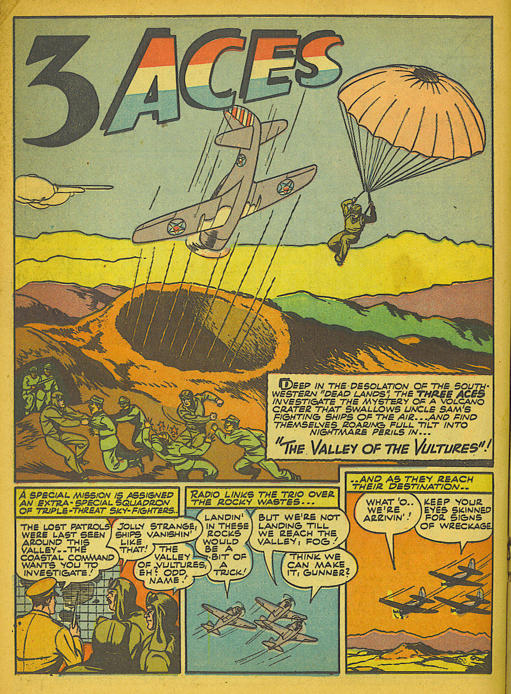 Read online Action Comics (1938) comic -  Issue #51 - 33