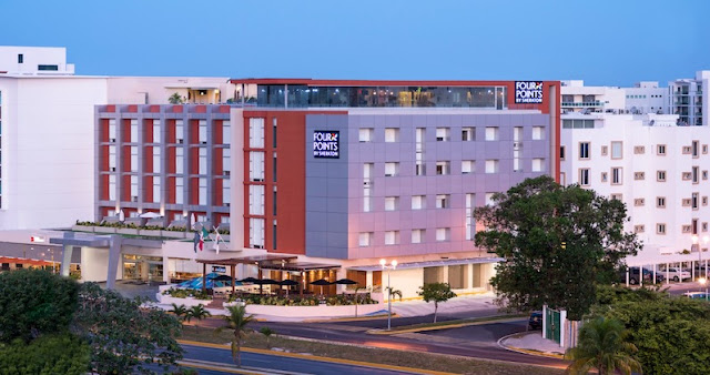 Four Points by Sheraton em Cancún