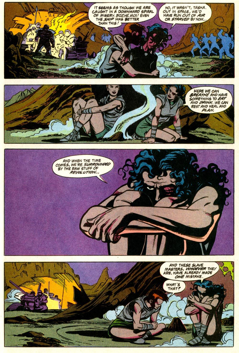 Read online Wonder Woman (1987) comic -  Issue #67 - 22