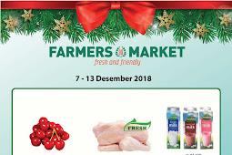 Katalog Promo Farmers Market Weekend Terbaru 14 - 16 Desember 2018