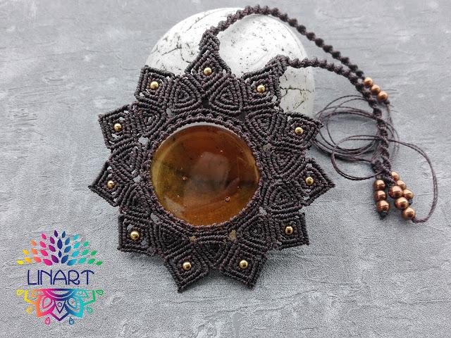 Naszyjnik w stylu marokańskim