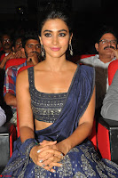 Pooja Hegde choli saree at DJ Duvvada Jaggannadham music launch ~  Exclusive 67.jpg