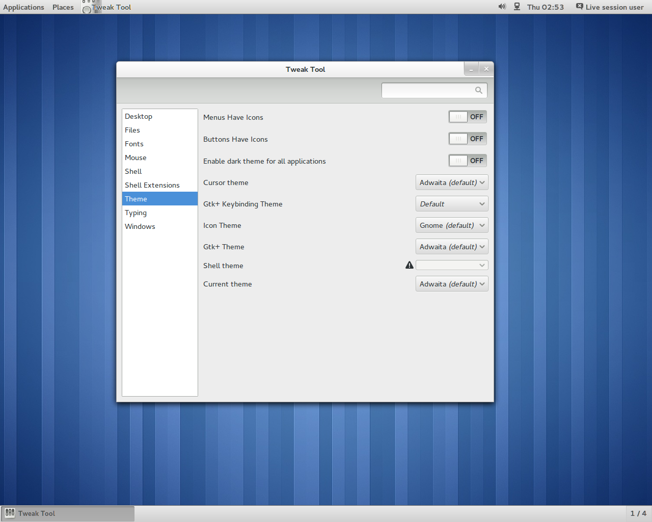 jfn linux project: Ubuntu Gnome 13 10 Beta 1 Release