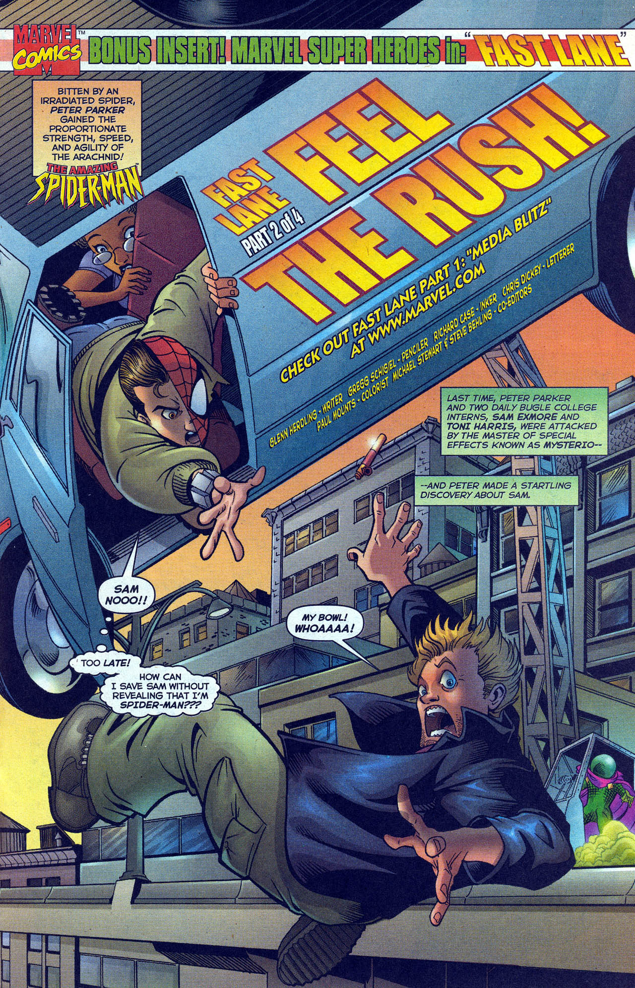 Read online X-Force (1991) comic -  Issue #98 - 18