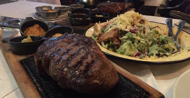 Steak Argentina Style