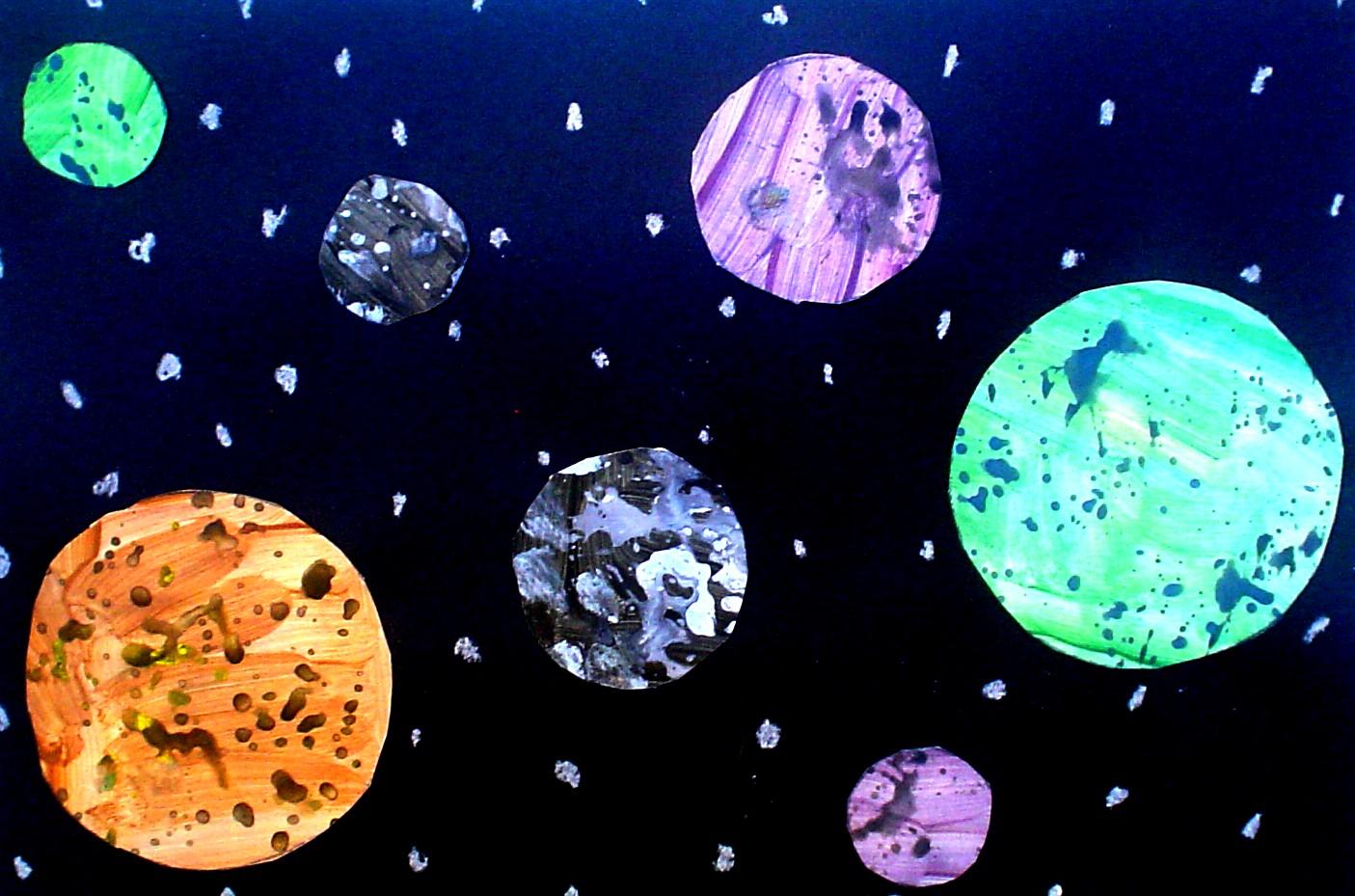 6th grade solar system - photo #18