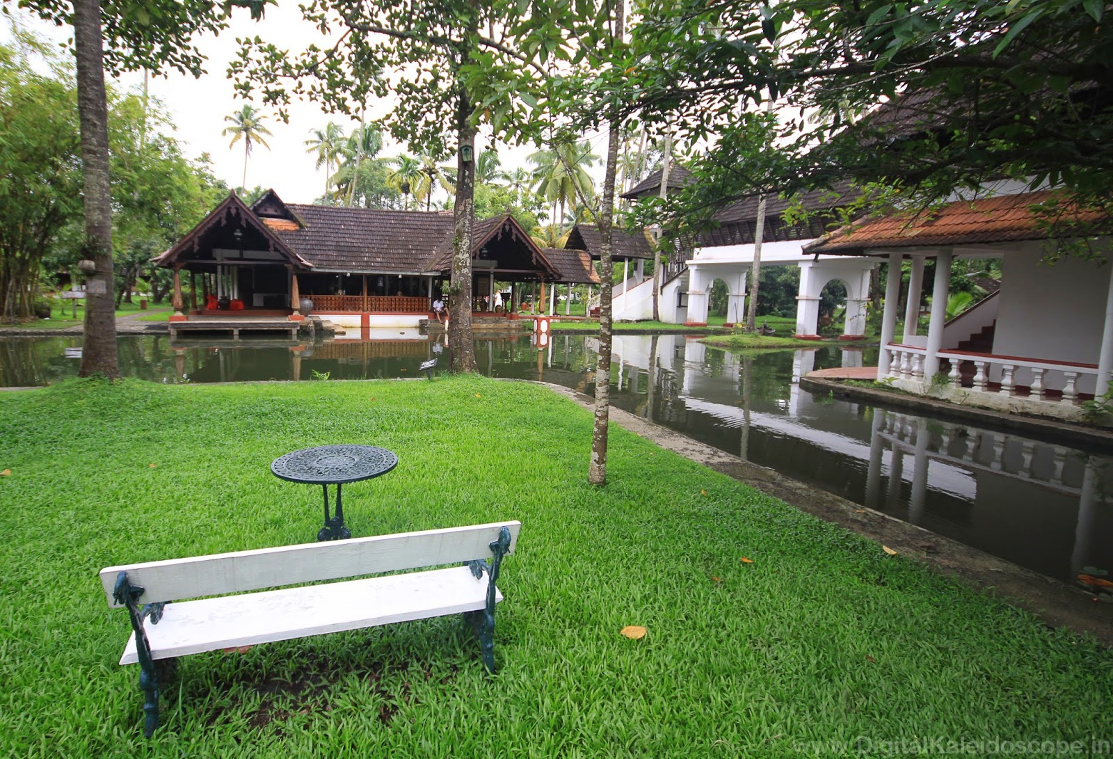 Coconut Lagoon Resort Kerala
