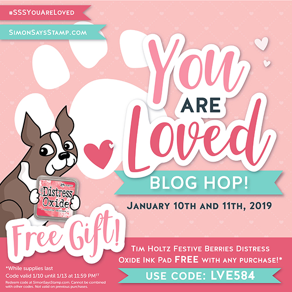 SSS You Are Loved Blog Hop