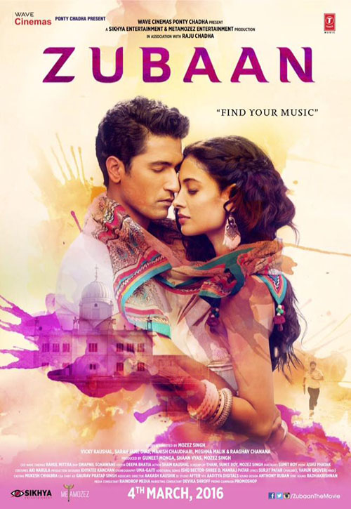 Watch Zubaan (2016) DVDRip Hindi Full Movie Watch Online Free Download