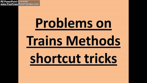 TRAINS BASED SHORTCUT TRICKS HAND WRITTEN NOTE