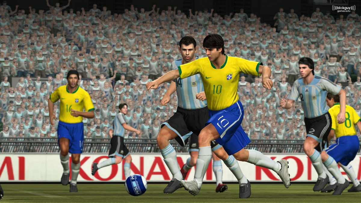 ultigamerz: PES 2008 PC Game Download Full Version