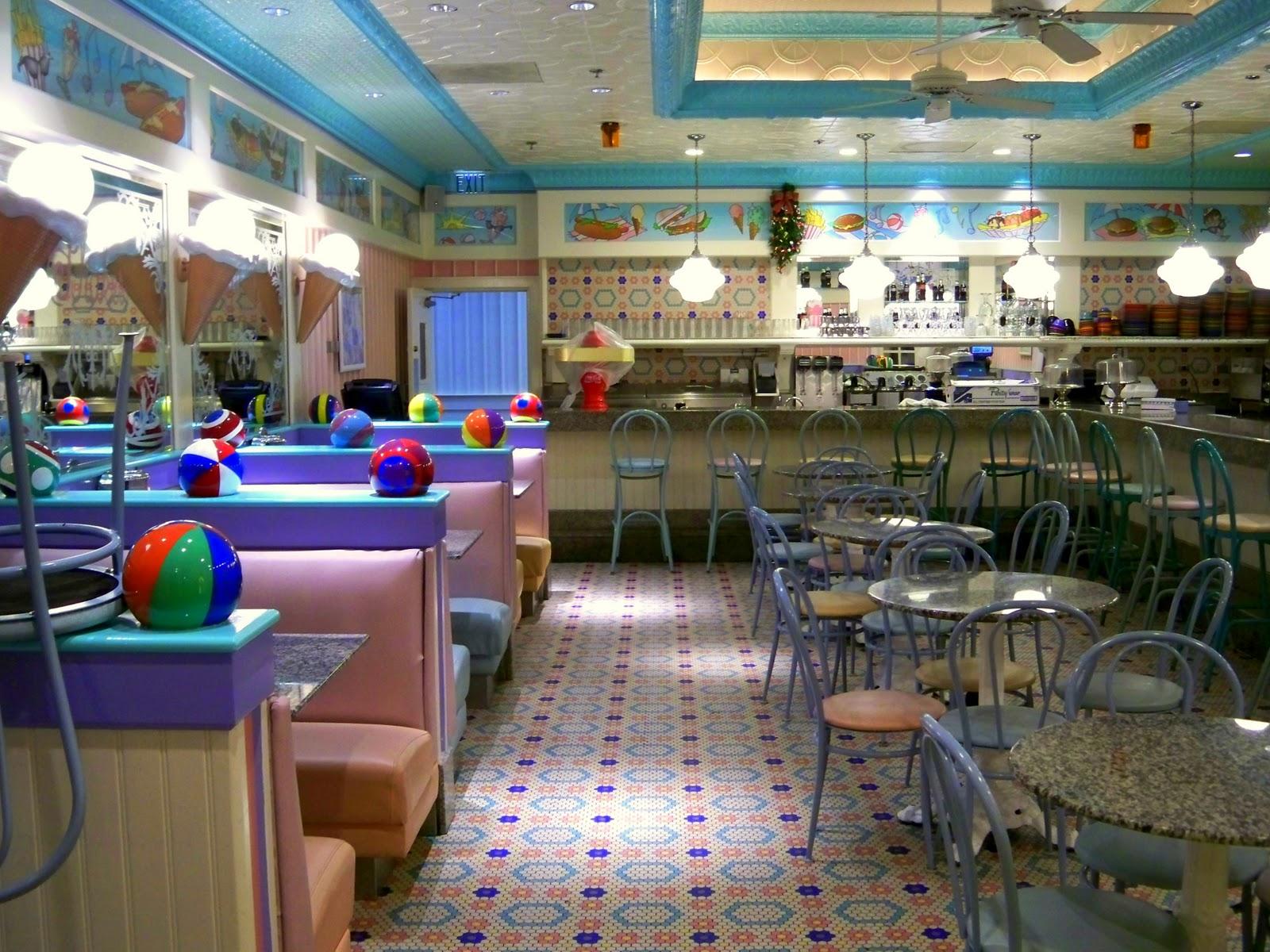Restaurant Review Beaches Cream Soda Location Disney S Beach Club Resort