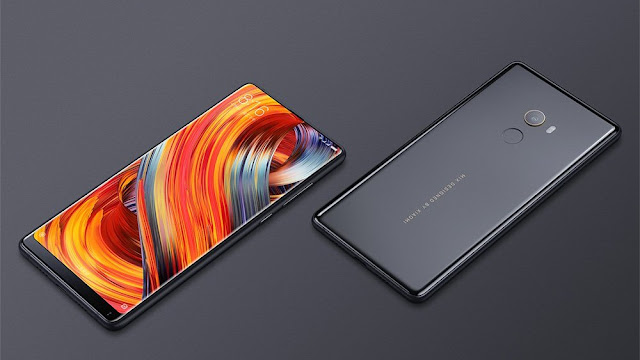 Xiaomi Redmi Mi Mix 2 - Full Specification, Price and look