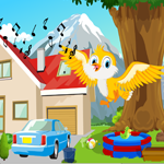 Games4king Cute Bird Resc…