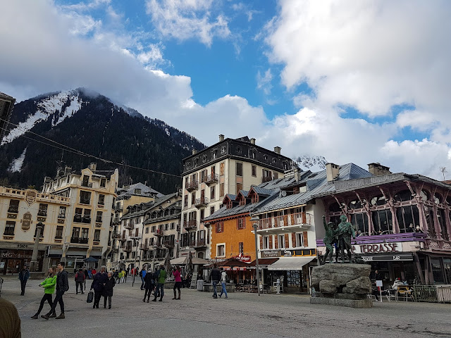 Charming Chamonix: or Another Skiing Holiday!