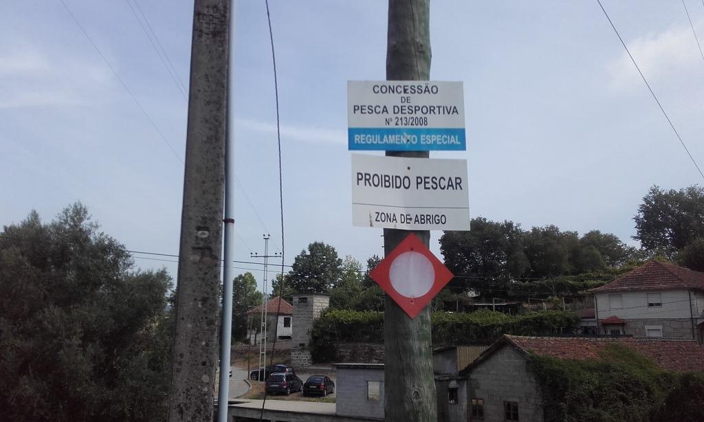Proibido pescar