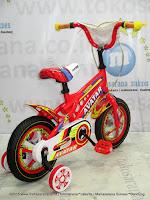 12 Inch Avatar Super Sport Kids Bike