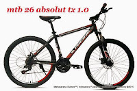 Sepeda Gunung Pacific Absolute TX 1.0 21 Speed 26 Inci