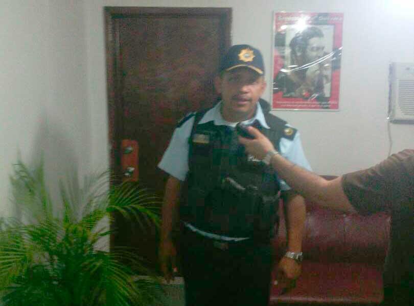 policias de poliguarico