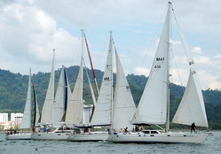 http://asianyachting.com/news/RLIR2018/Royal_Langkawi_Int_Regatta_2018_Race_Report_1.htm