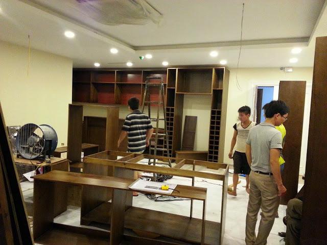 Tháo Lắp Giường Tủ Tại Nhà Hà Nội và TP. HCM