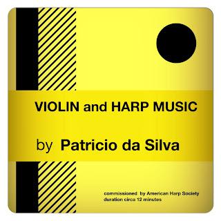Violin and Harp Sheet Music