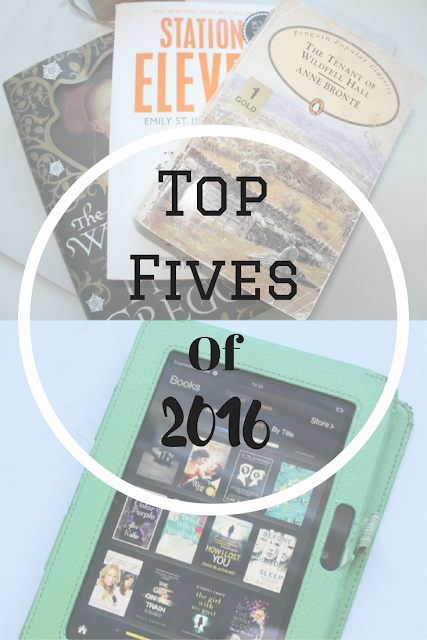 Top five books, documentaries and TV shows of 2016. Nourish ME: www.nourishmeblog.co.uk