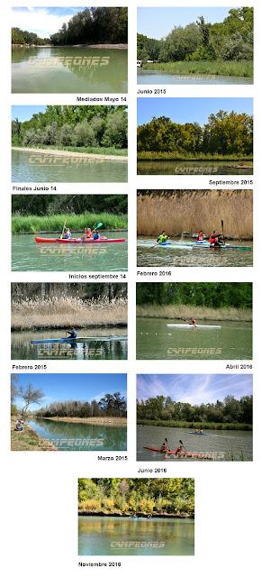 Río Tajo Aranjuez