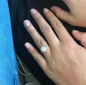 Actor John Dumelo announces his engagement on IG