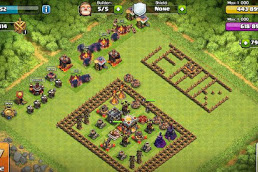 Download FHX Clash of Clans Mod versi terbaru [ Unlimited Gems ]