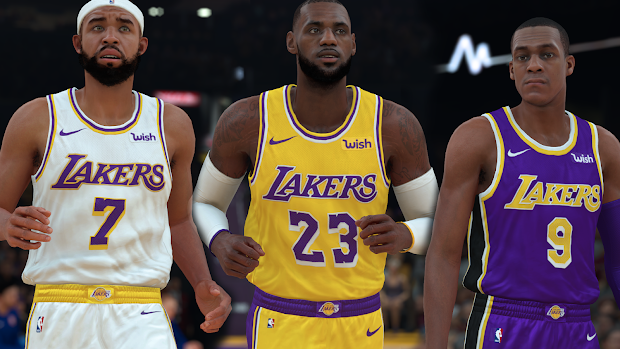 Lakers Roster 2018 2019 - Year of Clean Water