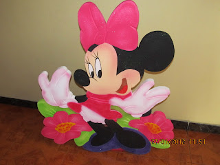 DECORACION MINNIE MOUSE 7 FIESTAS INFANTILES RECREACIONISTAS MEDELLIN