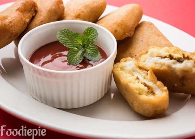 Paneer Pakoda Recipe | How To Make Delicious (Cheese) Paneer Pakoda Recipe